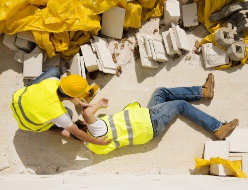 Ben je veilig op je werk? Verleners van eerste hulp op de werkplek, de BHV-er