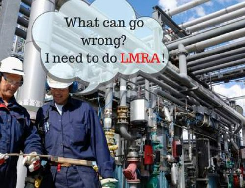 Have you done LMRA?
