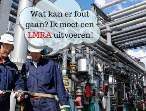 Heeft u een LMRA uitgevoerd?
