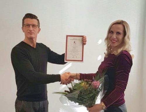 VCA certyfikat dla firmy – certyfikacja VCA* zakończona sukcesem!