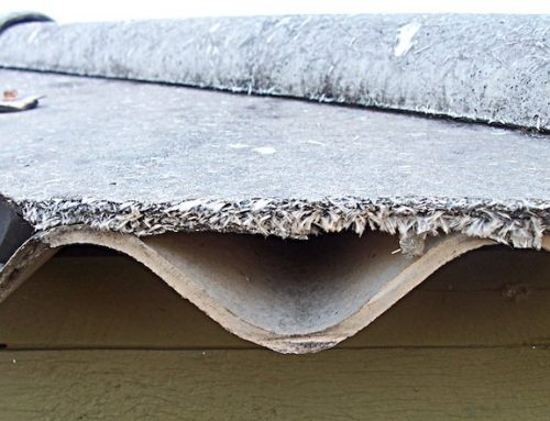 New research says the risk associated with asbestos is smaller than previously assumed