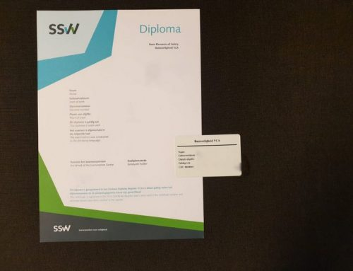 VCA certificaat of VCA pasje kwijt?