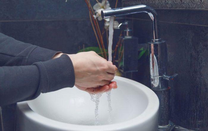 VCA - mycie rąk koronawirus