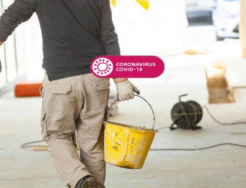 Koronawirus: Jak pracować bezpiecznie w sektorze budowlanym?