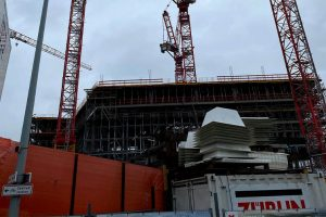 Sektor budowlany 2021 - budowa Amsterdam