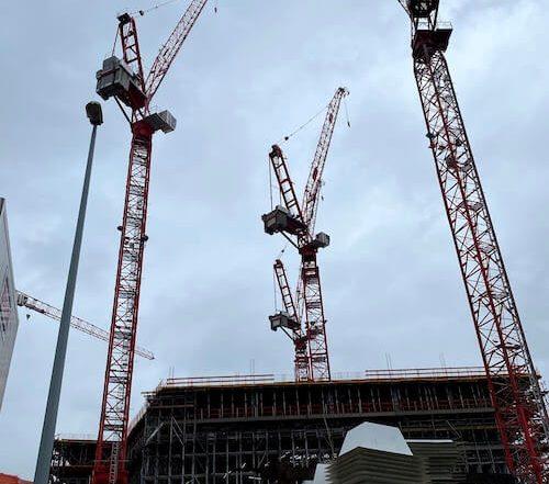 Sektor budowlany w Holandii 2021